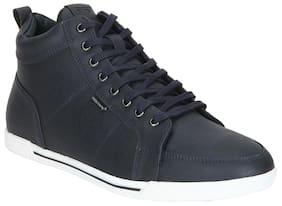 Red Tape Men Black Sneakers - Rte0154