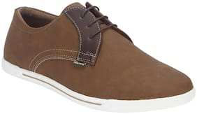 Red Tape Men Tan Casual Shoes