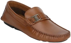 Red Tape Men Tan Loafer