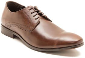 Red Tape Men Brown Formal Shoes