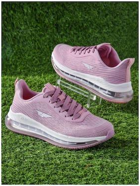 Walking Shoes For Women ( Pink )