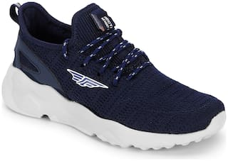 Red Tape Women Walking Shoes ( Navy Blue )