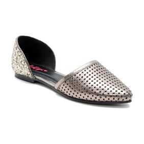 Red Tape Women Silver Bellies