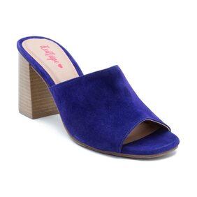 Red Tape Blue Heels