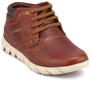 Red Chief Men Brown Casual Shoes - RC30013