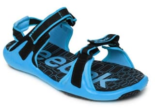 0b15c5d59c0d Buy Reebok Men Blue Sandals   Floaters Online at Low Prices in India ...