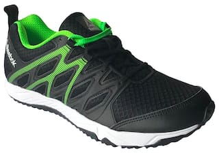 80d48e245a5 Reebok Men Black Running Shoes - Bs9198 for Men - Buy Reebok Men s ...
