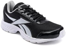 Reebok Men Running Shoes ( Black & White )