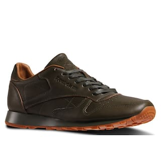 59d8f925c06116 Buy Reebok Men Brown Casual Shoes - Bs7465 Online at Low Prices in ...