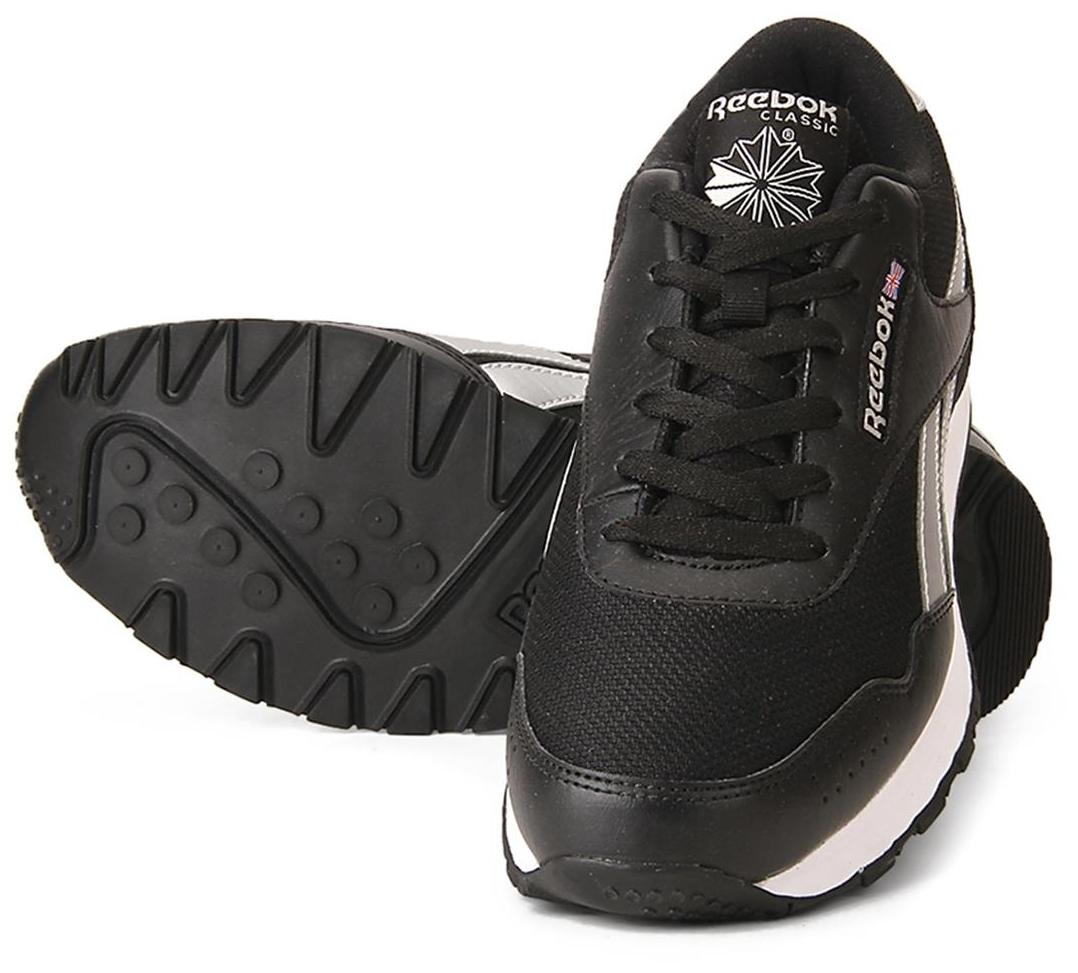 3b9cf0829cdb2 Buy Reebok Men Black Sneakers - Ar1736 Online at Low Prices in India -  Paytmmall.com