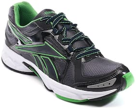 Reebok Men Running Shoes ( Black & Green )