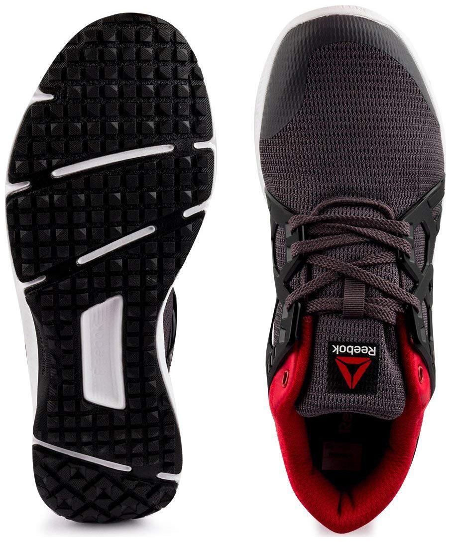 Reebok Men Running Shoes ( Black \u0026 Red