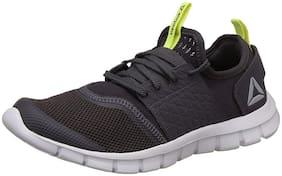 Reebok Men & Unisex Running Shoes ( Grey & Green )
