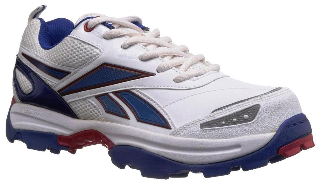 Reebok Men White Cricket Shoes - M43563 for Men - Buy Reebok Men s ... a54d47dbc