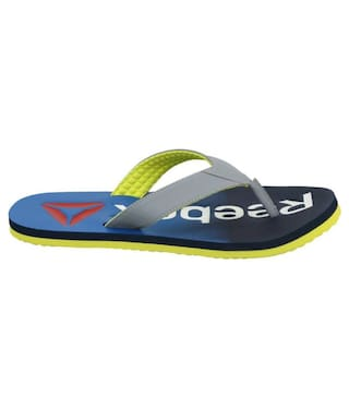 559a1114a Buy Reebok Men Grey Flipflop Online at Low Prices in India ...