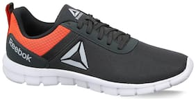 Reebok Unisex Running Shoes ( Grey & Red )