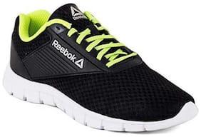 Reebok Men Future Stride Run Black Running Shoes