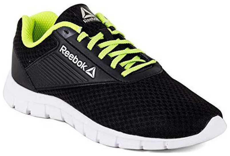 Reebok Running Shoes For Men   Black   by Shoe Junction