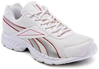Reebok Men REPID RUNNER Running Shoes ( White )