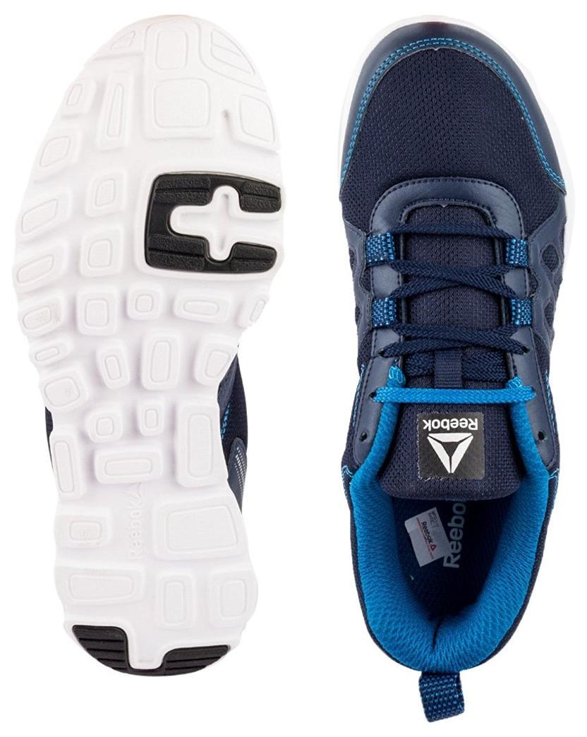 3f6bb3499ba66 Reebok Men Navy Blue Running Shoes - Bs9183 for Men - Buy Reebok Men s  Sport Shoes at 20% off.