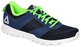 Reebok Men's Breeze Run Blue Running Shoes