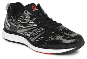 bd7d2715b60cb8 Reebok Men Black Running Shoes - Bd4058