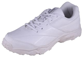 Buy Reebok White School Shoes for boys Online at Low Prices in India ... 65e05faed
