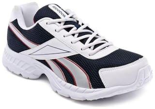 Reebok Men'S Navy & White Acciomax Lp Running Shoes