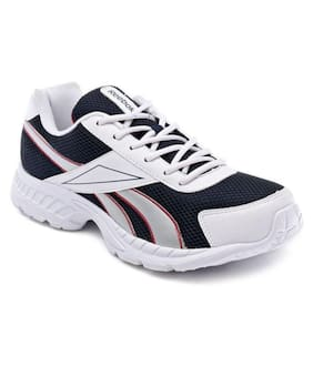 Reebok Men Running Shoes ( White & Blue )