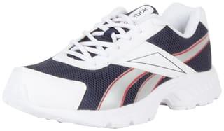 Reebok Men Running Shoes ( White & Blue )