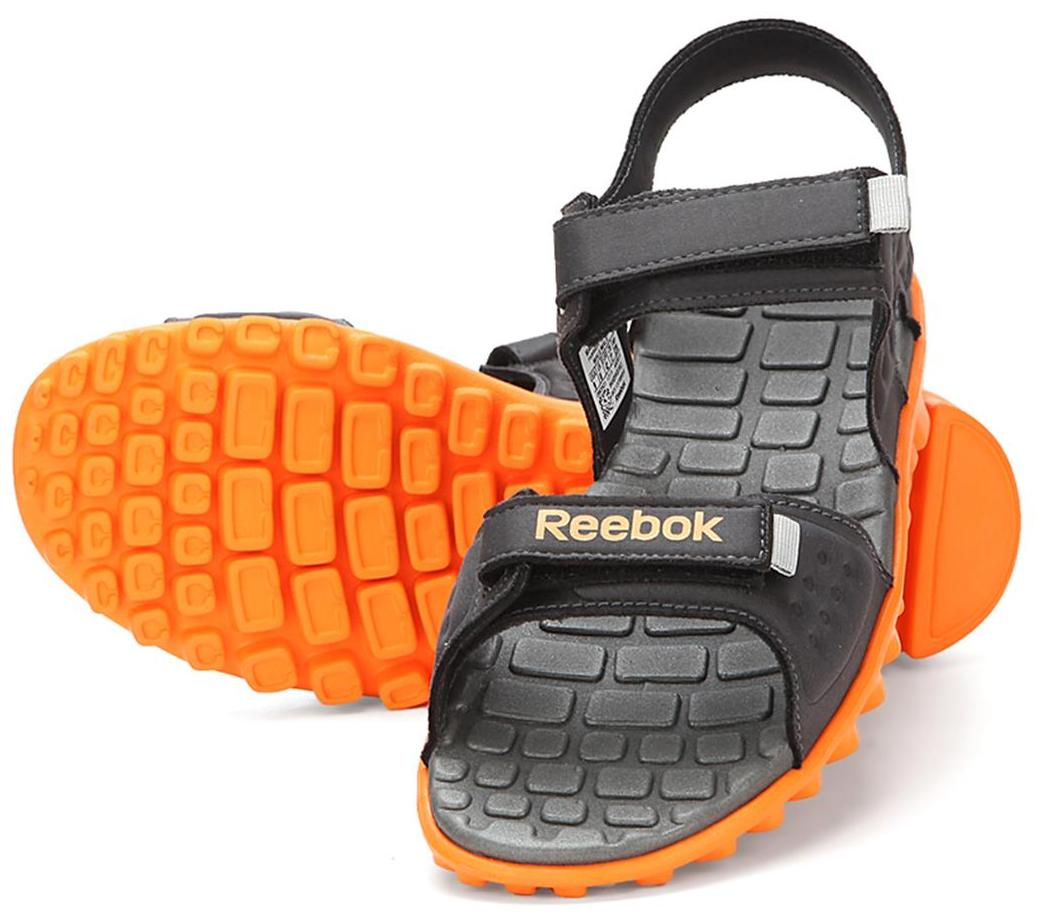 64784b56edcb Buy Reebok Men Grey Sandals   Floaters Online at Low Prices in India -  Paytmmall.com