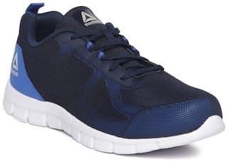 Reebok Men SUPER LITE ENHANCED LP Running Shoes ( Navy Blue )