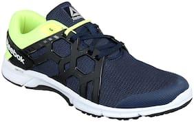 Reebok Men GUSTO RUN LP Running Shoes ( Navy Blue )