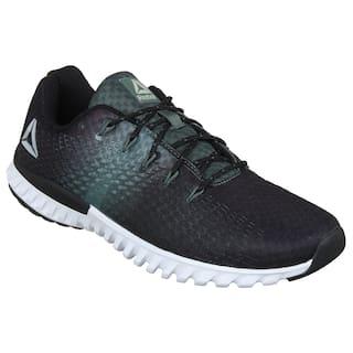 e54a157b7bf0ec Reebok Men Black Running Shoes - Cn8087 for Men - Buy Reebok Men s ...
