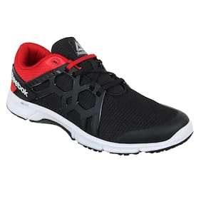 c14d9a34f31433 Reebok Men Black Running Shoes - Cn8142