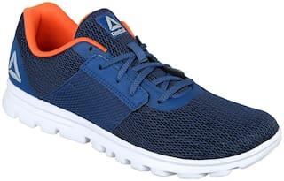 Reebok Men's Reebok City Runner Lp Blue Running Shoes