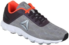 Reebok Men HEX RUNNER LP Running Shoes ( Grey )