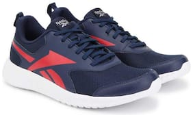 Reebok Men SPEED RUNNER LP Running Shoes ( Navy Blue )