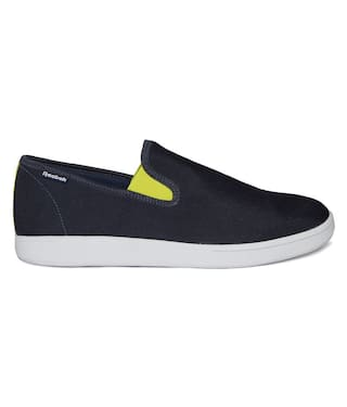 Buy Reebok Men Solid Court ST Slip-On Casual Shoes Online at Low ... eb7b1ead7