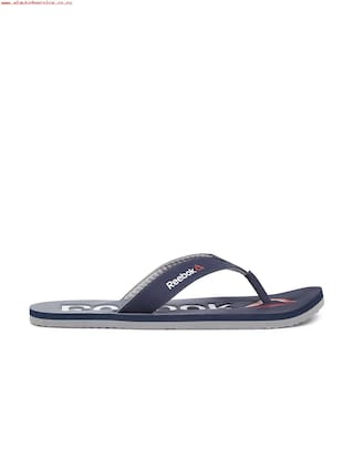 4fc93f3d72b4 Buy Reebok Men Black Flipflop Online at Low Prices in India ...