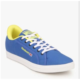 4e9f07b53cf Buy Reebok Men Blue Sneakers - V69333 Online at Low Prices in India ...