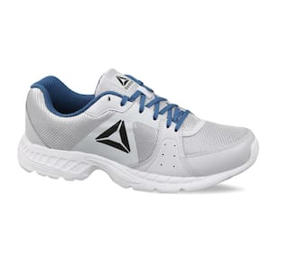 Reebok Men Running Shoes ( Silver )