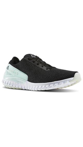 47498bd4cca Buy Reebok Women s Twistform 3.0 MU Black Running Shoes Online at ...