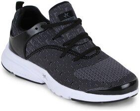 REFOAM Men Black Running Shoes