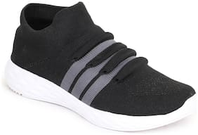 REFOAM Men Black Casual Shoes -