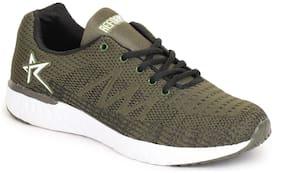 REFOAM Men Running Shoes ( Brown )