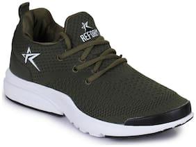REFOAM Men Running Shoes ( Green )