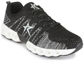 REFOAM Men Running Shoes ( Black )
