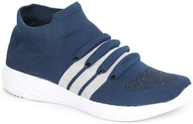 REFOAM Men Blue Casual Shoes -