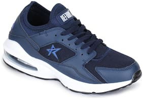 REFOAM Men Navy Blue Casual Shoes -